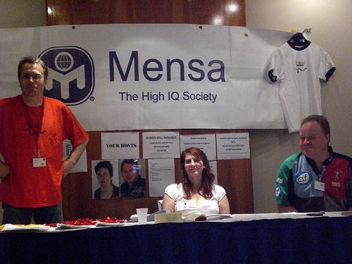 メンサ(MENSA)会員のメリット。どんな職業多い?有名人は?