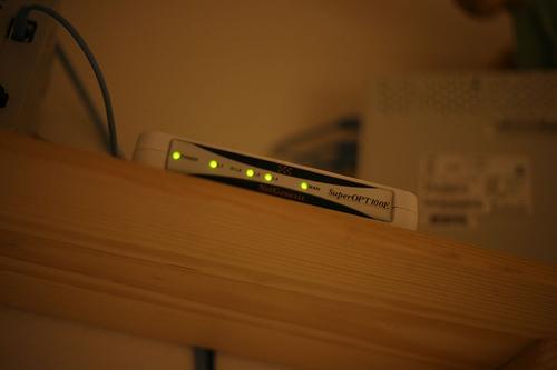ルーターを再起動する理由。ネット繋がらない時効果的な方法。