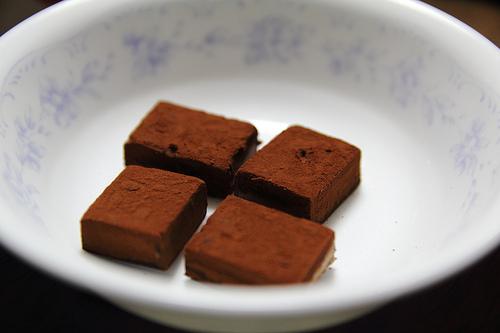 ロイズの生チョコのカロリー。オーレと山崎はどれぐらいのエネルギー?
