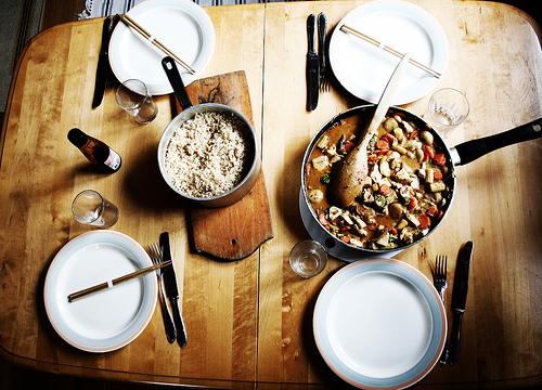 タイ米の美味しい炊き方。簡単に炊飯器や土鍋で、あらウマい!