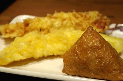 天ぷらのお家で美味しい食べ方