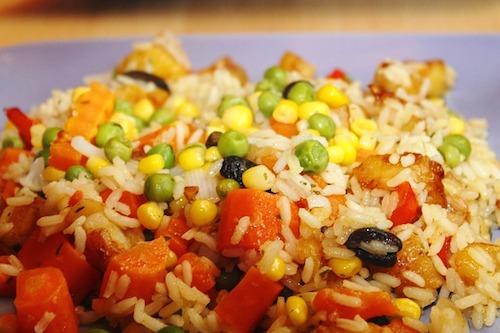 タイ米の炊き方