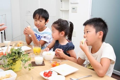 夏至に食べる子供