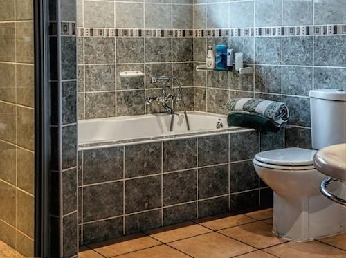 トイレとお風呂がセット