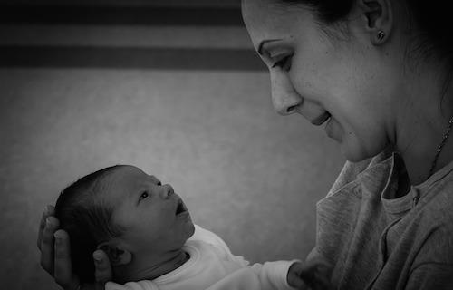 体温女性赤ちゃん