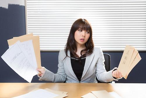 退職届と退職願の違いとは?辞表は出していけない人がいる!