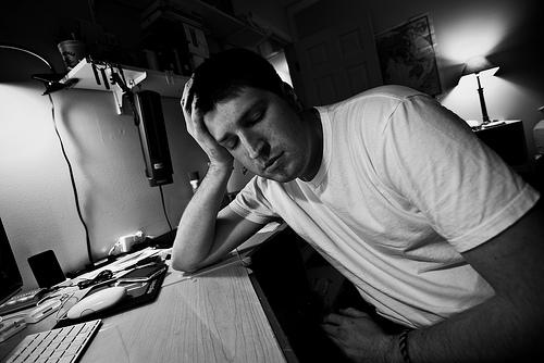 湿疹の原因はストレスにもある!顔や手にかゆみが起こるストレスの恐怖