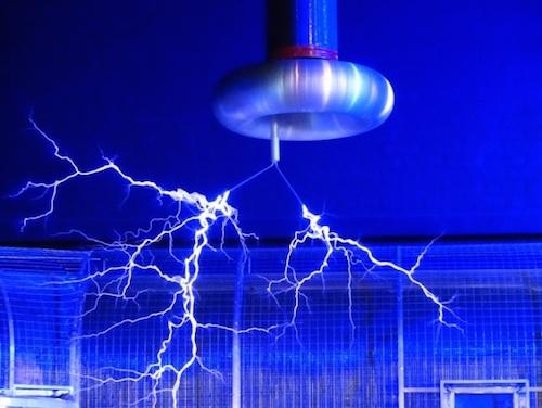 電気の流れ