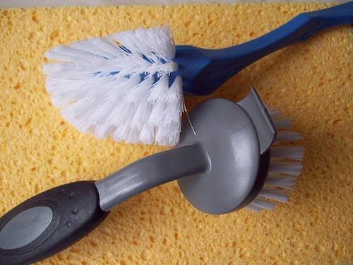 掃除はラクをしない?