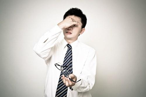 飛蚊症はサプリメントで治る!?検査と原因知って対策を考える。