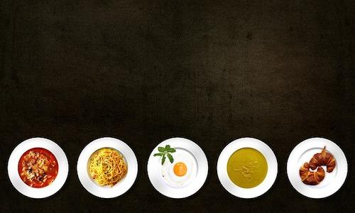 胃潰瘍の食事