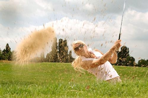 アコーディアでゴルフ