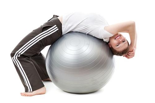 バランスボールは効果的