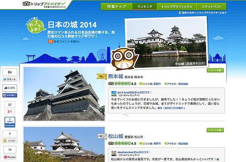 トリップアドバイザーによるホテルランキング!京都や沖縄のホテルはある?