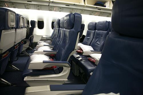 デルタ航空の座席指定方法とは?ネットや電話で指定するやり方がある?