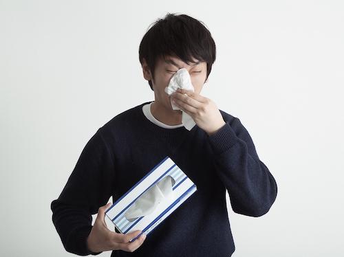 花粉症の症状でのどのイガイガ痛みが出た時にやっておきたいこと。