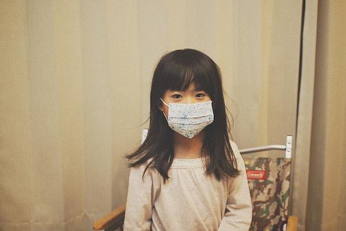 インフルエンザの潜伏期間と完治までの期間は?早く治す方法