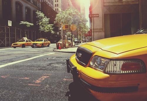 タクシー運行