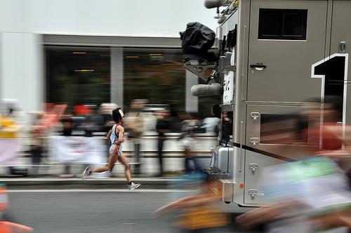マラソンレース当日の食事 朝の時間と量のコツ!バナナがいい?