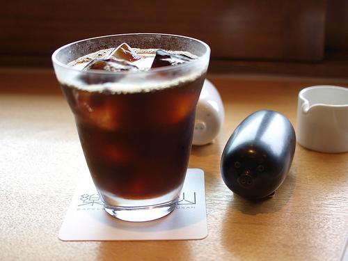 コーヒーメーカーで美味しいアイスコーヒーの作り方とは。