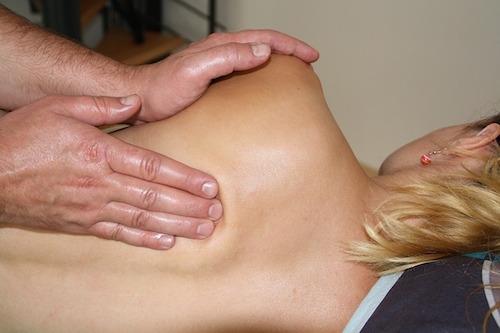 背中の湿疹