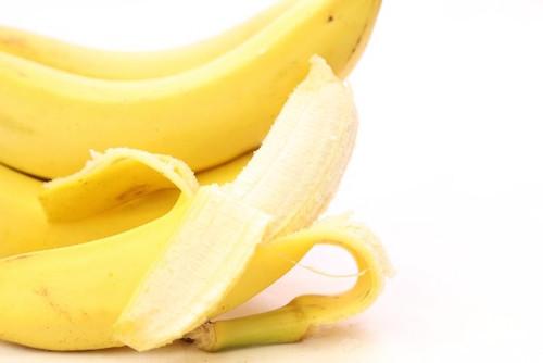 マラソンとバナナ