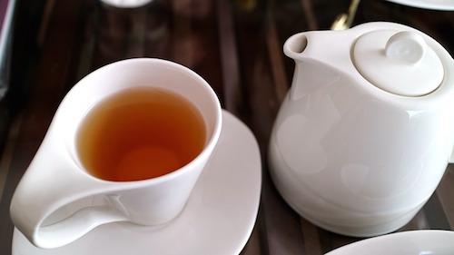 しょうが紅茶効果