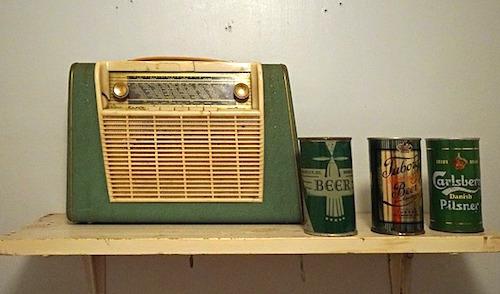 体操はラジオで
