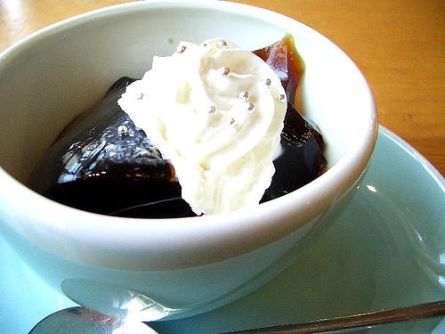 コーヒーゼリーのカロリーはダイエットに使える!?