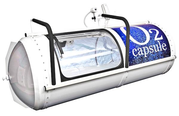 酸素カプセルは効果なし!?骨折,肉離れはどう?副作用と口コミ。
