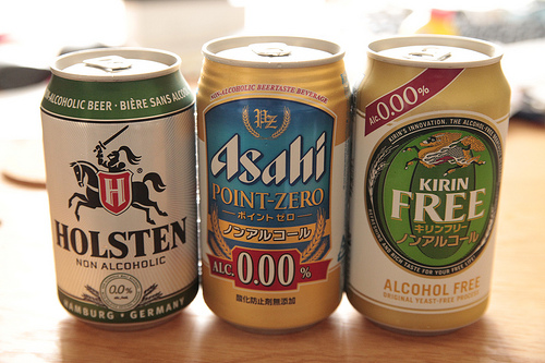 ノンアルコールビールにプリン体入ってる?痛風になりたくない!