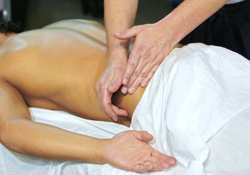 massageリンパ