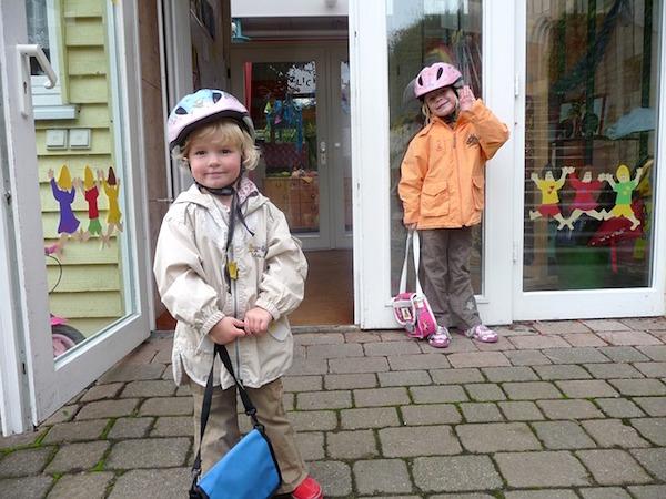 幼稚園の通園バッグは手作り?ハンドメイドと作り方