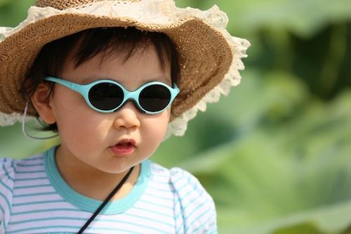 紫外線アレルギー 子供はどんな症状?治し方と対策とは。原因は何?
