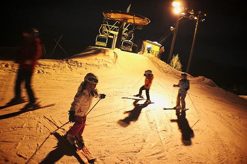 上越国際スキー場のコース斜度キツい!?コース数多いのは初心者大丈夫?