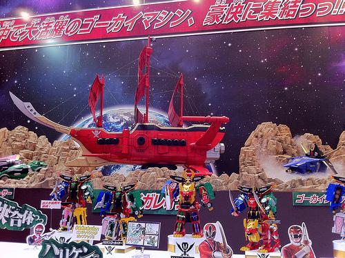東京おもちゃショー2016ゼッタイ混雑!日程と入場料をチェック!