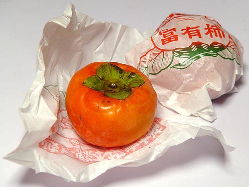 同じ木でも違う!?渋柿と甘柿の違いと見分け方!糖度と栄養価は?