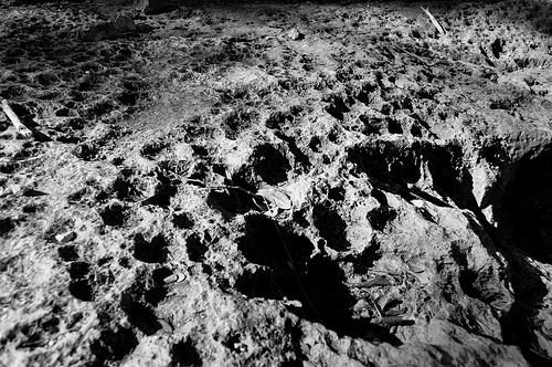 月の表面は何で覆われている?クレーターとは一体何なの?