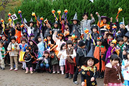 【ハロウィン】東京都内のイベントで子供が一番喜んだのは?