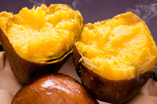 安納芋のカロリー低い?焼き芋だも同じ?おすすめな美味しい食べ方