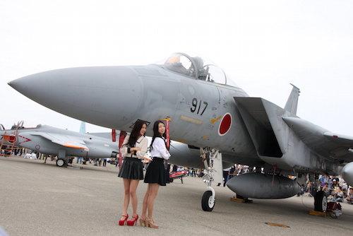 小松基地航空祭2016混雑するからツアーがおすすめ!?駐車場あるの?