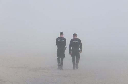 放射霧(ほうしゃぎり)が発生する条件メカニズムとは。雲と霧の違い