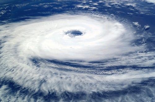 台風暴風域
