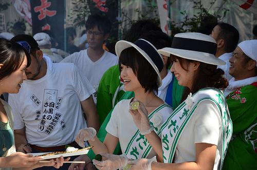 目黒のさんま祭り 2016日程と場所。由来と混雑状況について