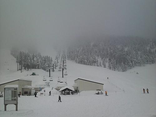 スキージャム勝山 駐車場と道路状況は?ゲレンデの口コミ情報教えます。