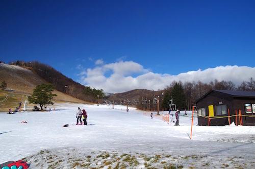 草津国際スキー場