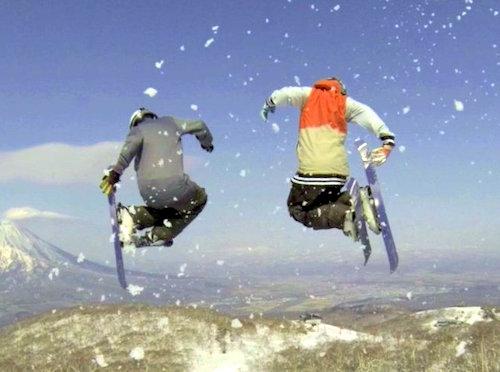 ファンスキー 初心者は危険?安全な滑り方や板の選び方とは?