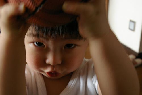 子どものフケの原因は何!?シャンプーで対策?スッキリ頭皮のために