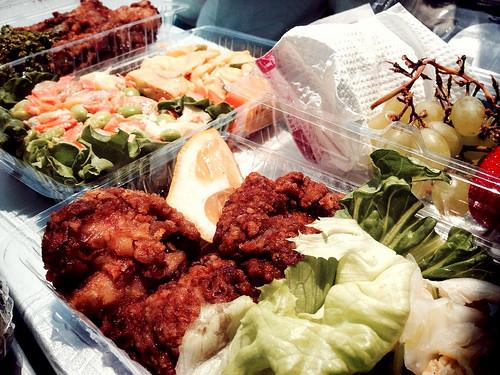 ピクニックのお弁当箱おすすめ5つ+2♪家族で使う人気ランチボックス!