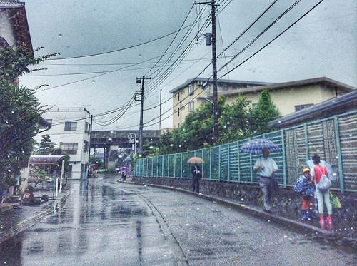 梅雨入りはいつ!?過去の梅雨時期の平均で予想する!今年はこれぐらい。